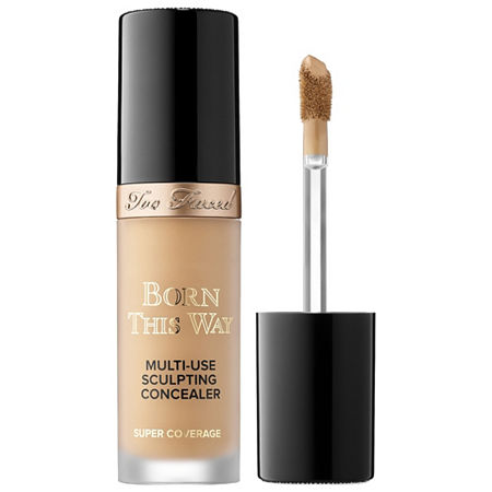 Too Faced Born This Way Super Coverage Multi-Use Sculpting Concealer, One Size , No Color Family