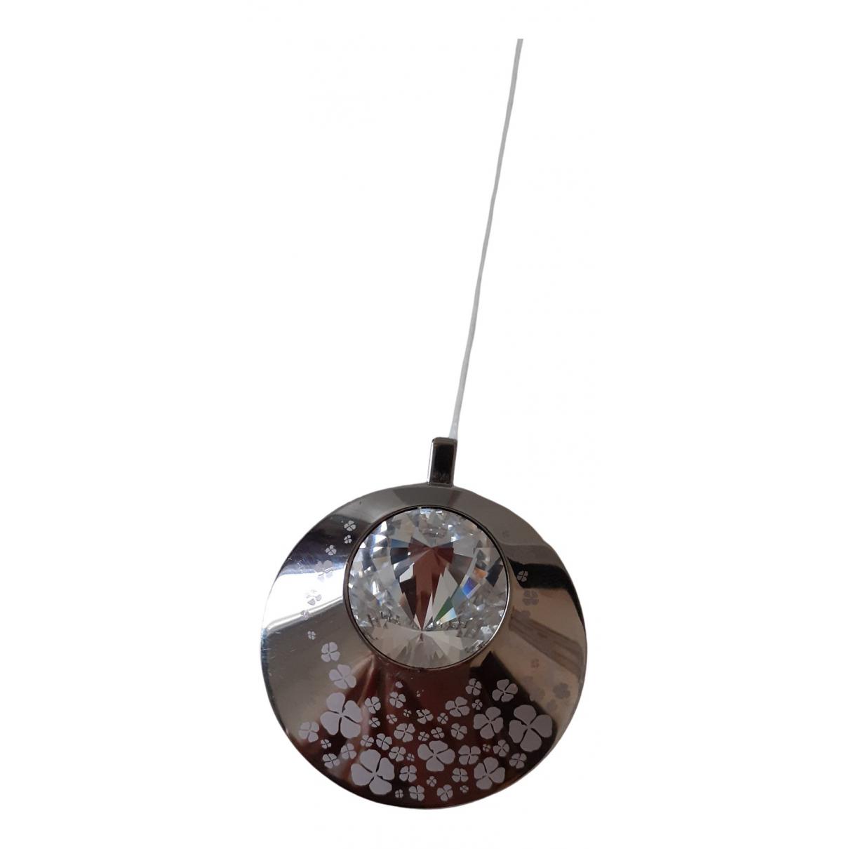 Swarovski \N White Metal pendant for Women \N