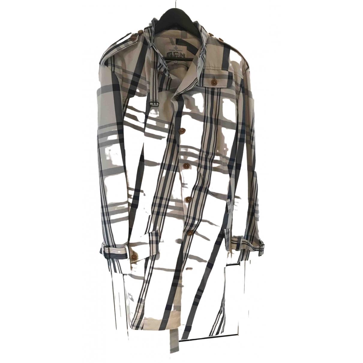Vivienne Westwood \N Grey coat  for Men 54 IT