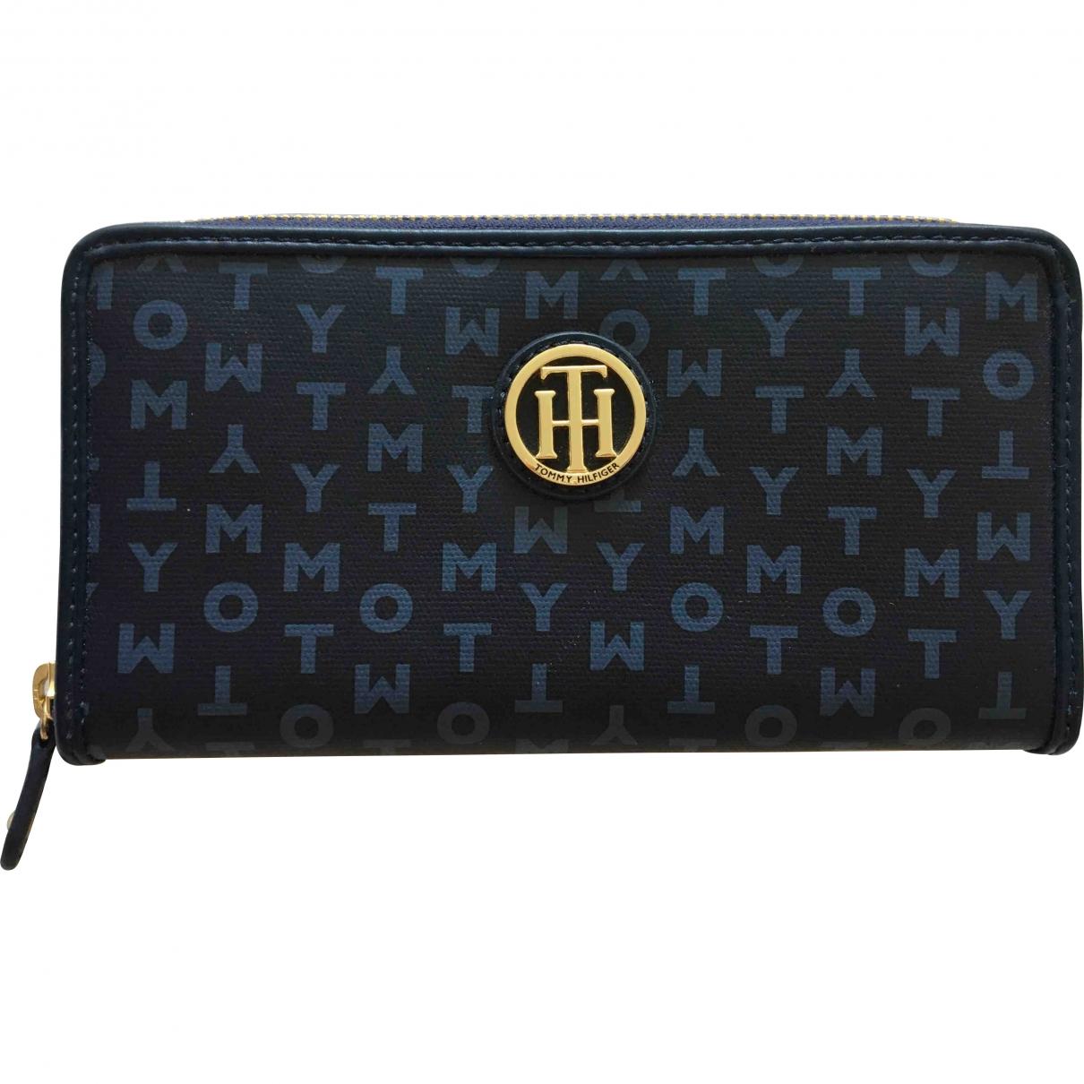 Tommy Hilfiger \N Blue wallet for Women \N