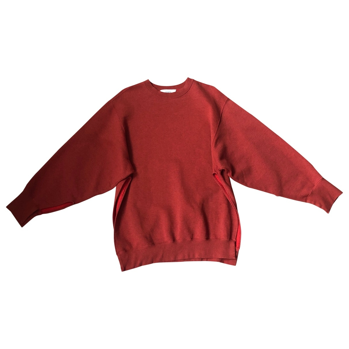 Ports 1961 \N Orange Cotton Knitwear for Women 44 IT