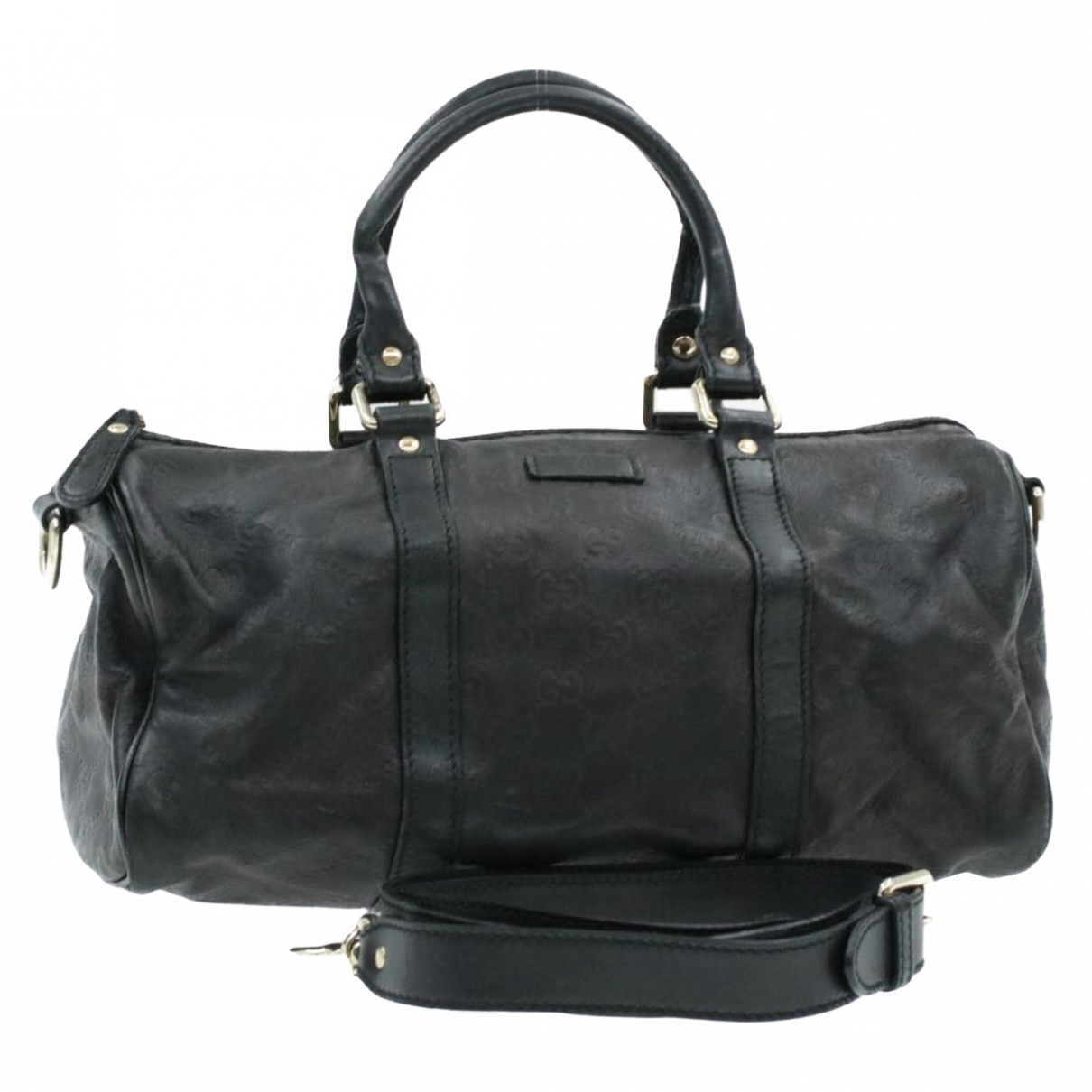 Gucci \N Black Leather handbag for Women \N