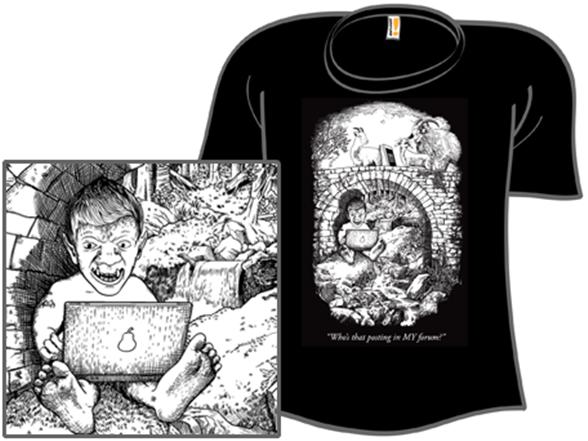 7r0ll T Shirt