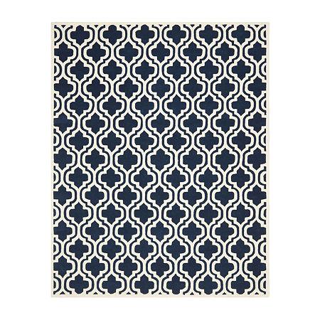 Safavieh Coilean Geometric Rug, One Size , Blue