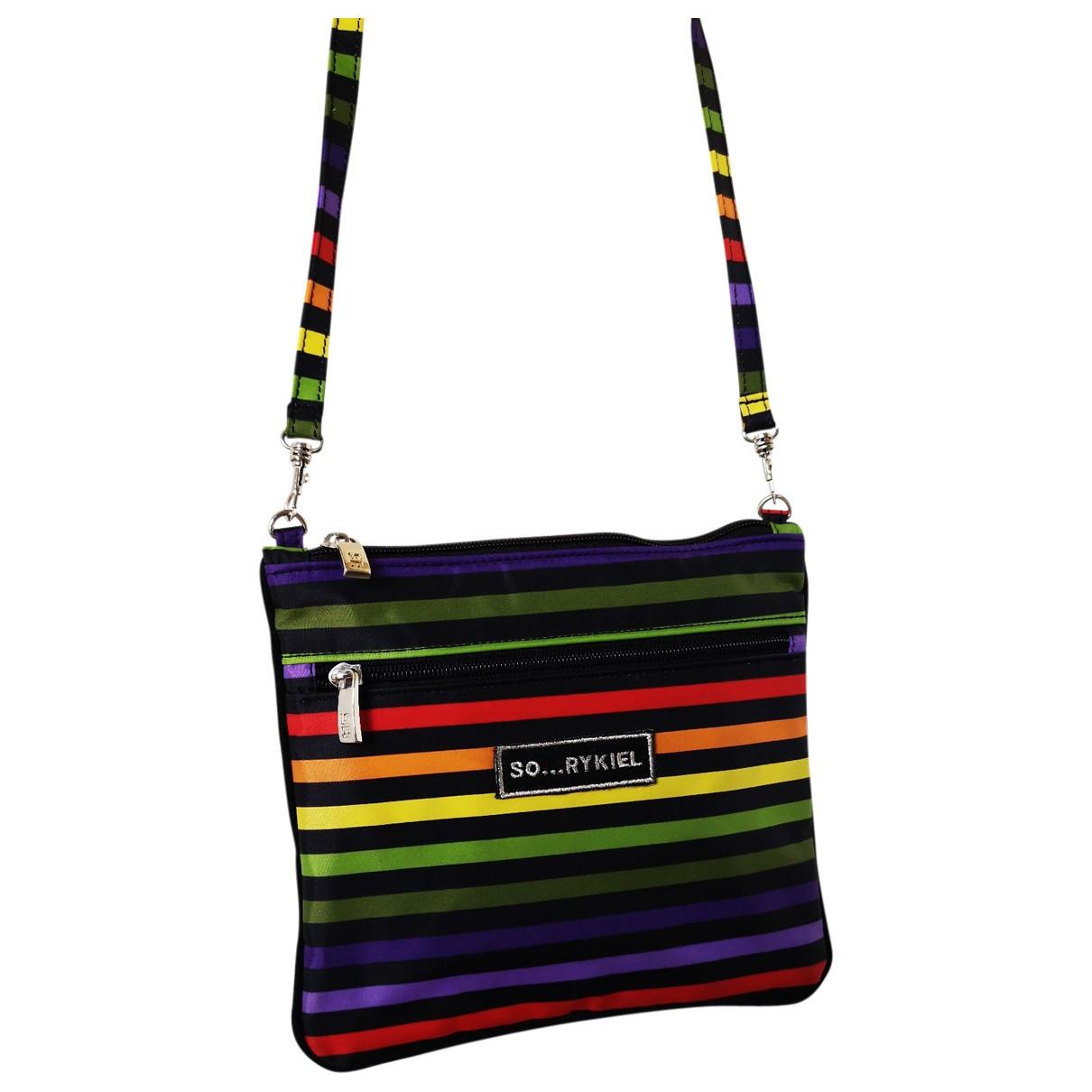 Sonia Rykiel \N Multicolour Cotton Clutch bag for Women \N