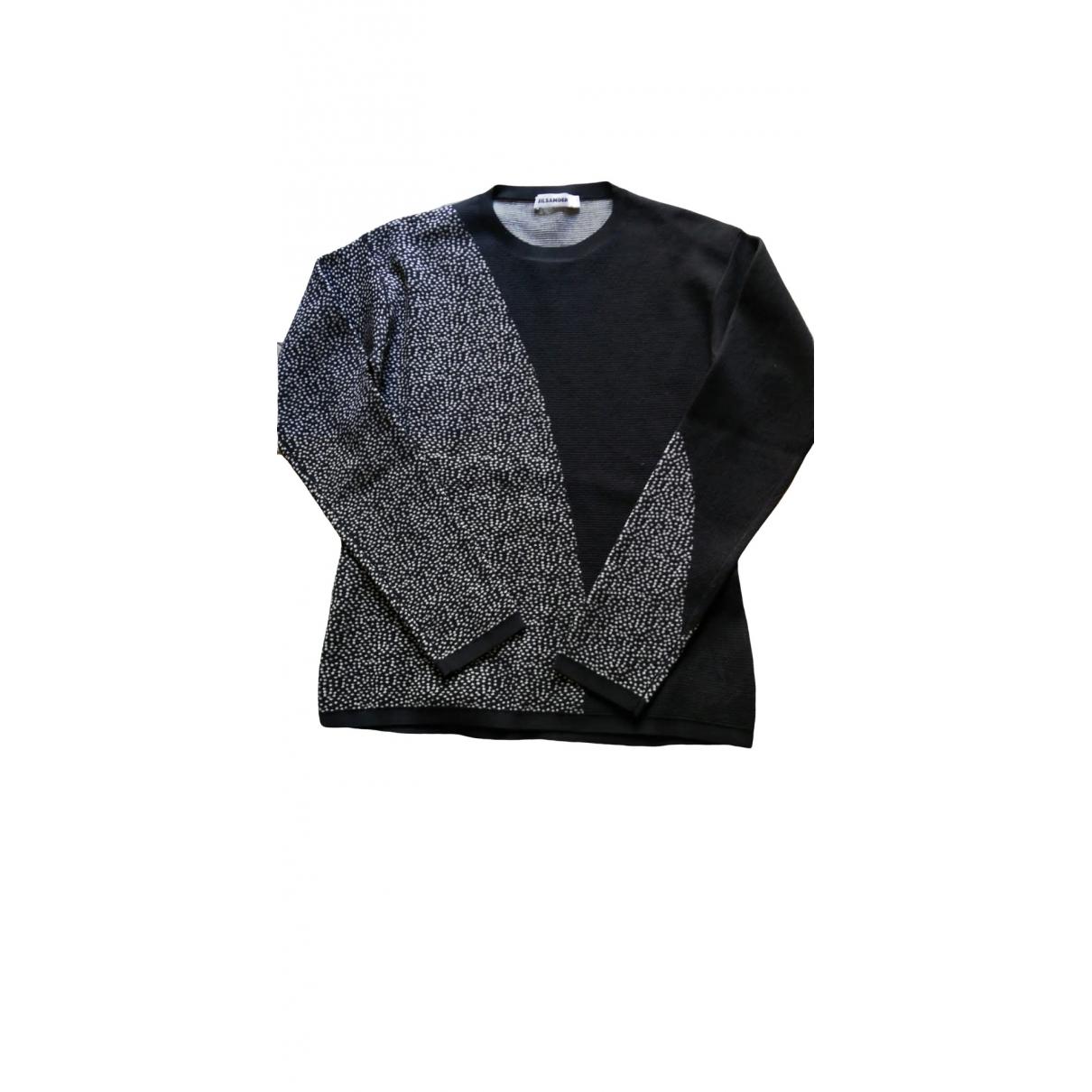 Jil Sander \N Black Wool Knitwear for Women 40 IT