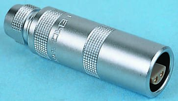 Lemo Connector, 4 contacts Cable Mount Socket, Solder