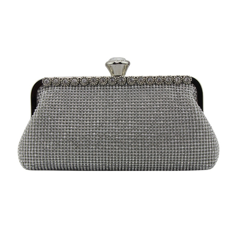Ericdress Rhinestone Decoration Women Clutch