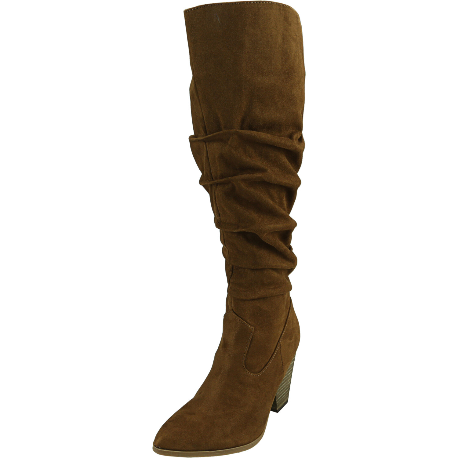 Carlos By Santana Women's Peyton Woodstock Knee-High Suede Boot - 8M