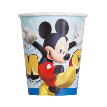 Mickey Mouse 8 9 oz. Cups For Birthday Party