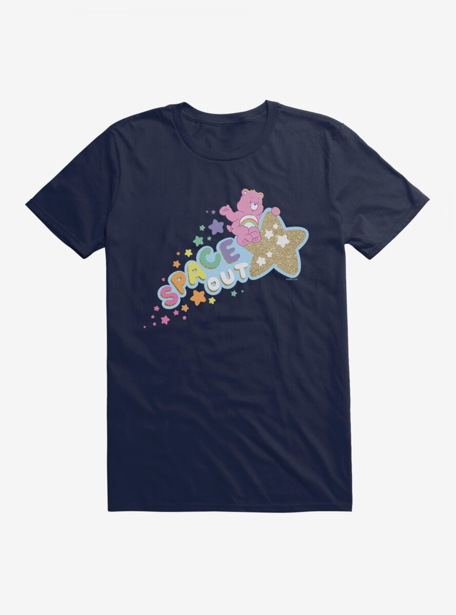 Care Bears Cheer Bear Space Out T-Shirt