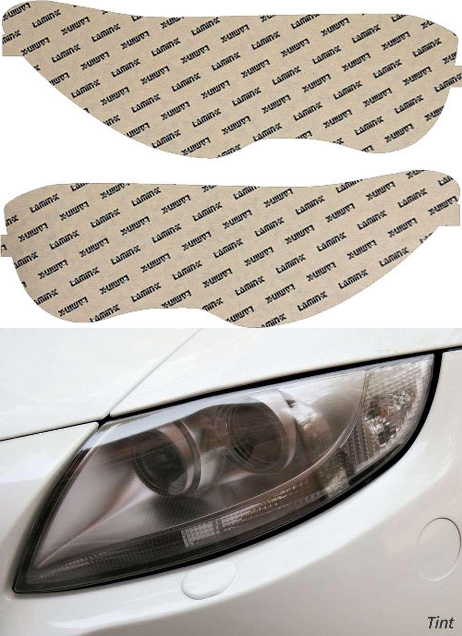 BMW 7-Series 02-04 Tint Headlight Covers Lamin-X B014T