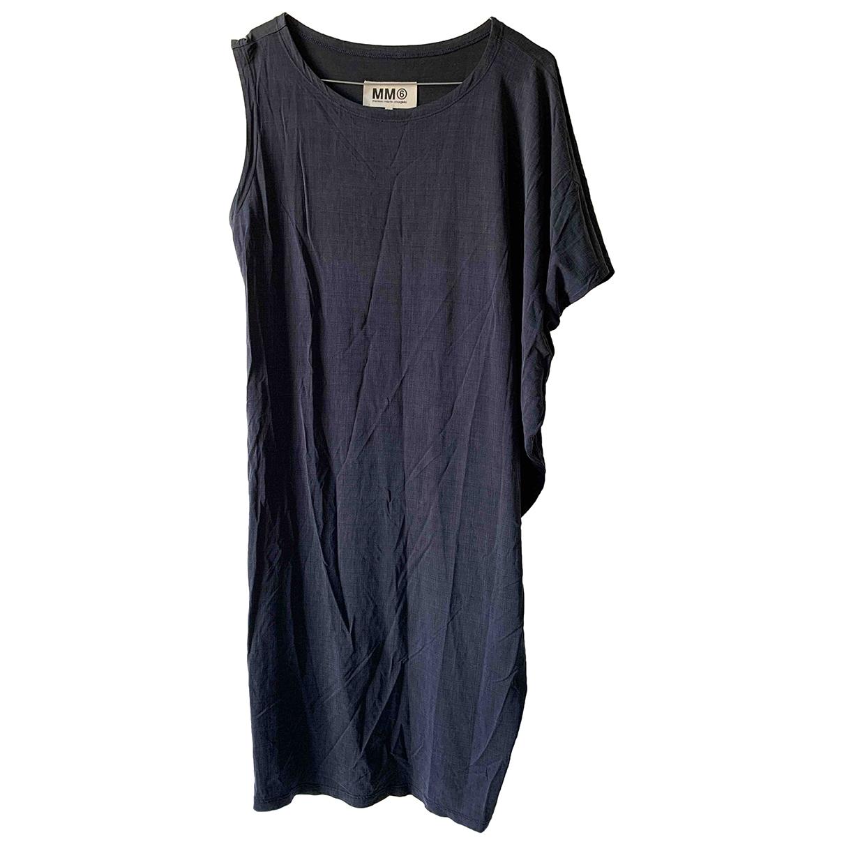 Mm6 \N Blue dress for Women M International