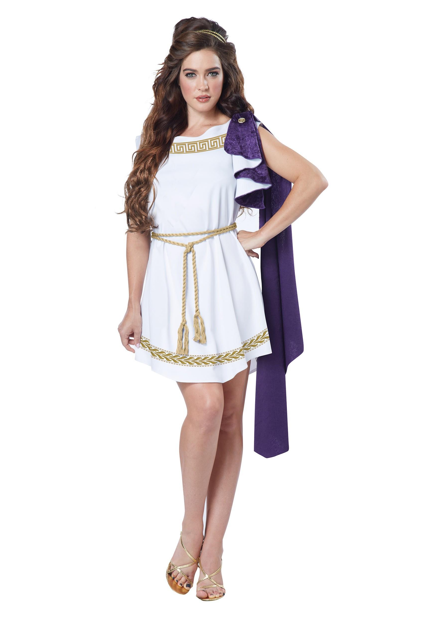 Grecian Costume Women's Dress