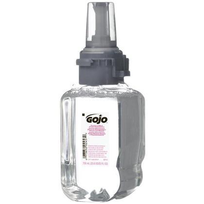 Recharge de savon Gojo® ADX-7 ™ - Lavage à la main en mousse transparente et douce 293902