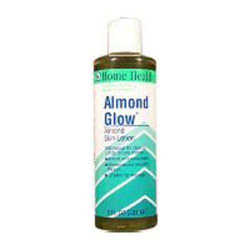 Almond Glow Lotion 8 Fl Oz by Home Health