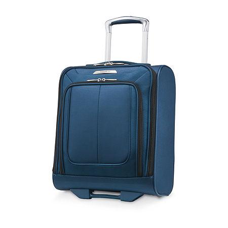 Samsonite Solyte Dlx 16 Inch Underseater Luggage, One Size , Blue