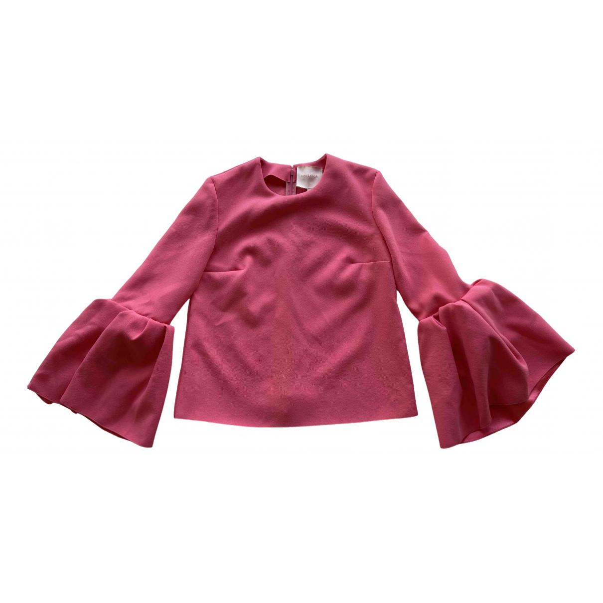 Roksanda \N Pink  top for Women 10 UK