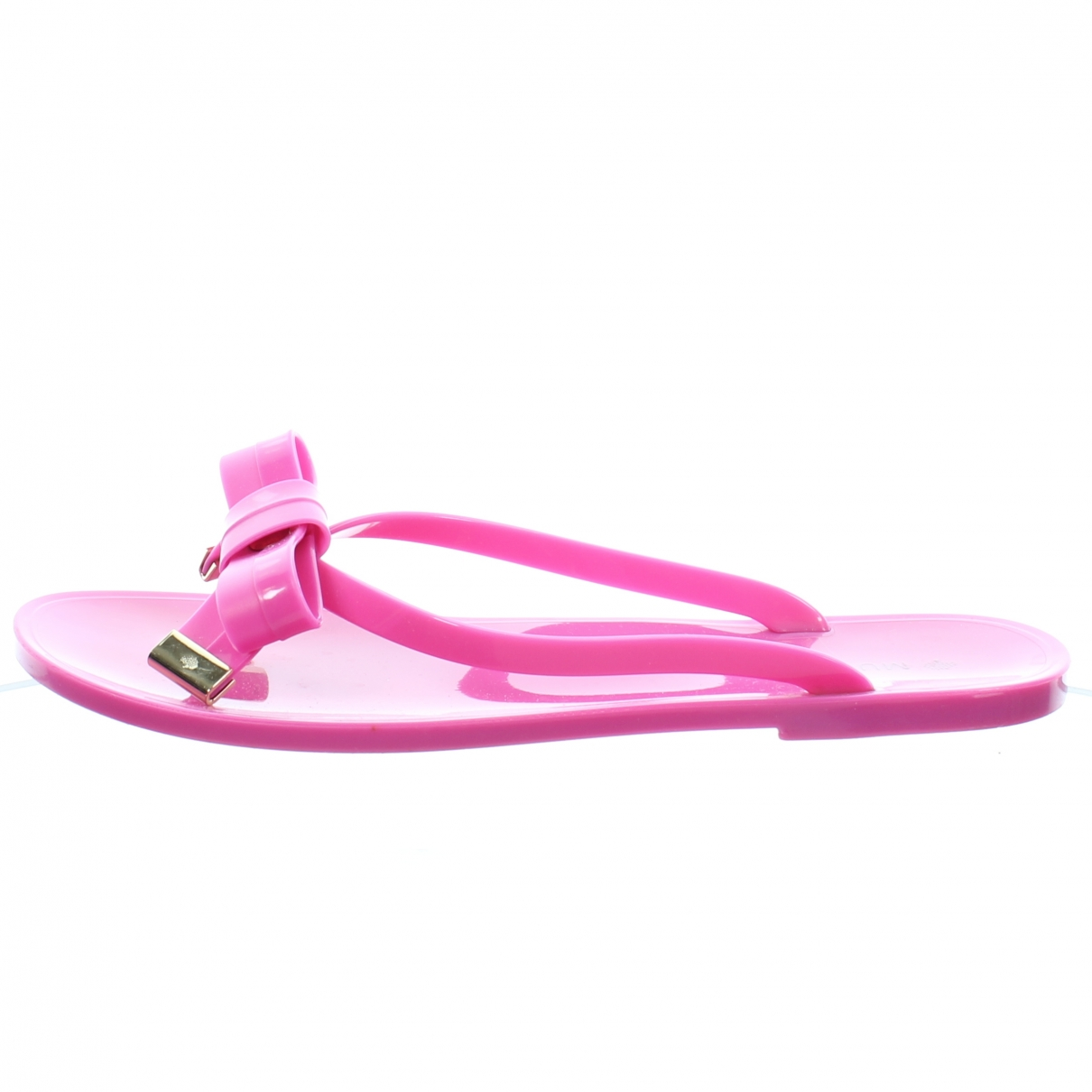 Mulberry \N Pink Rubber Sandals for Women 40 EU