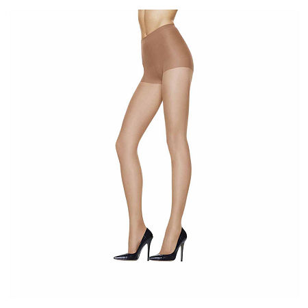 Hanes Silk Reflections Sheer Support Pantyhose, Cd , Brown