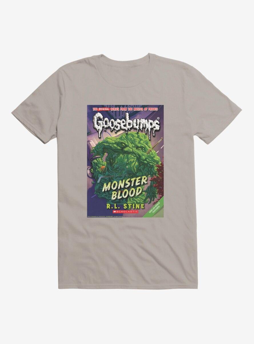 Goosebumps Monster Blood Book T-Shirt