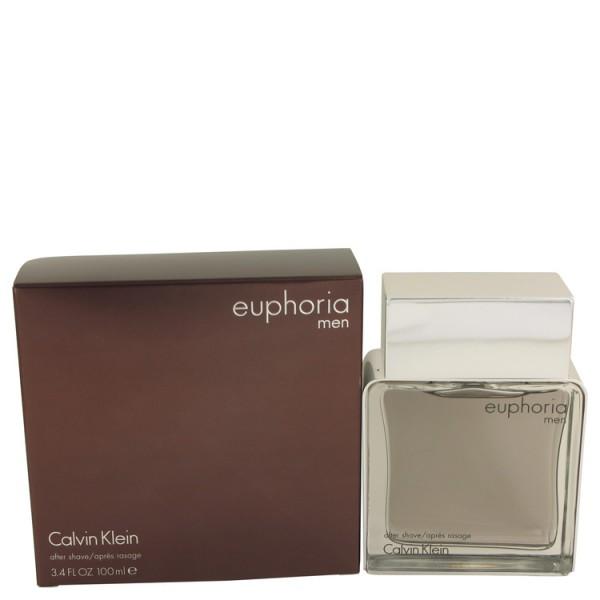 Calvin Klein - Euphoria Pour Homme : After Shave 3.4 Oz / 100 ml