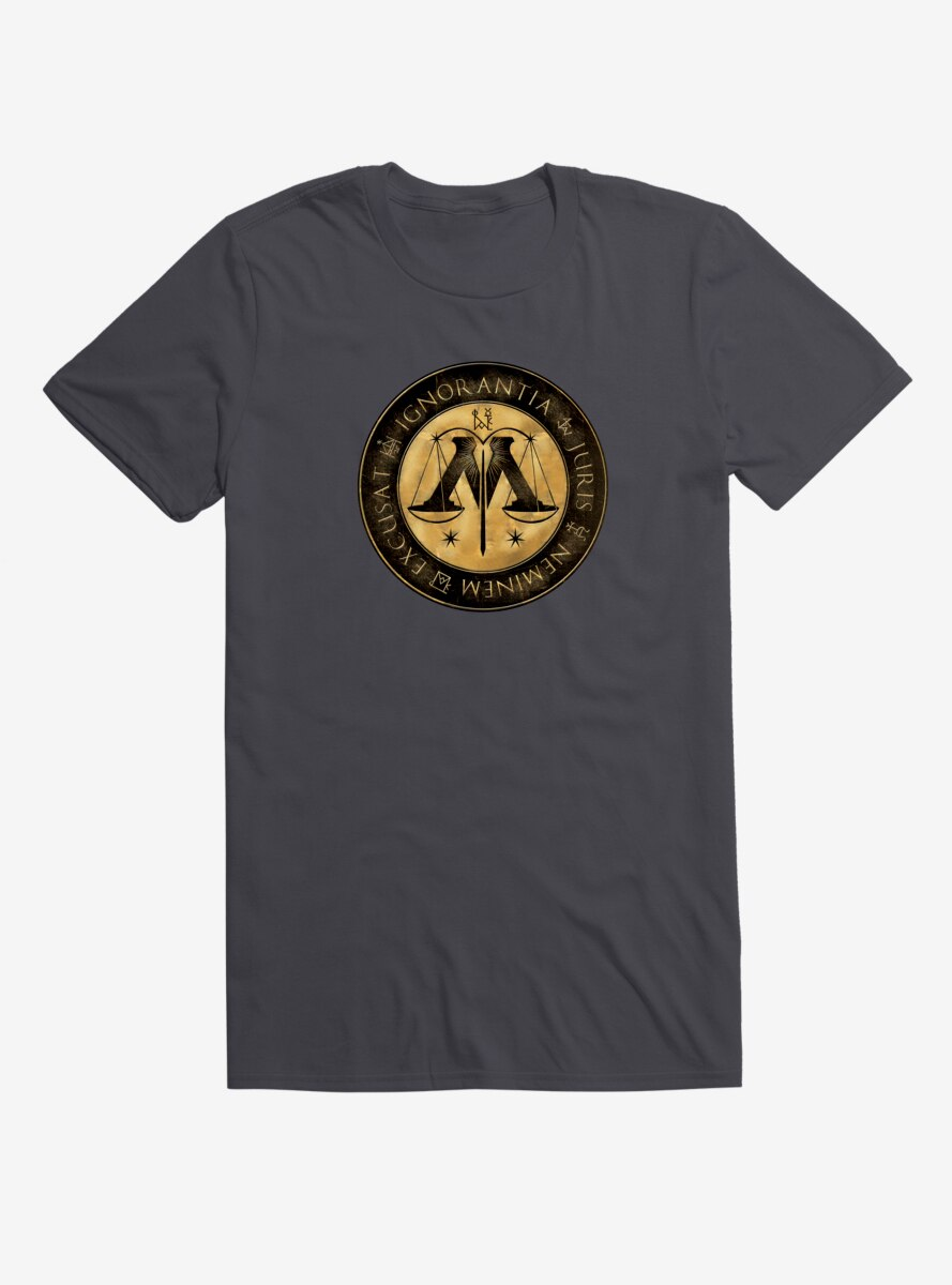 Harry Potter Wizengamot Logo T-Shirt