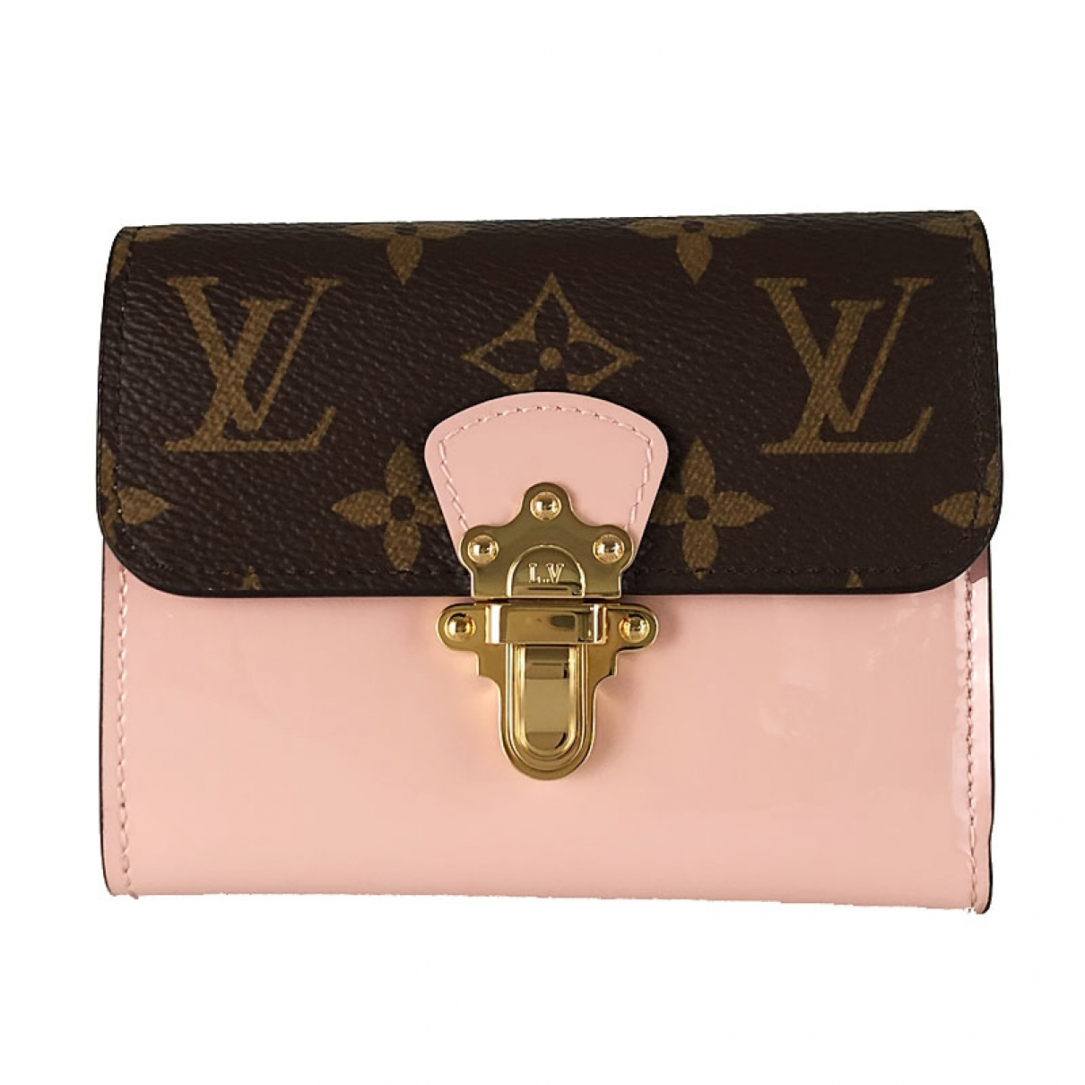 Louis Vuitton \N Pink Leather wallet for Women \N