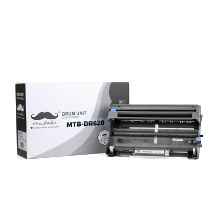 Compatible Brother DR620 Drum Unit by Moustache