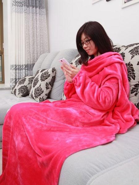Milanoo Kigurumi Onesie Pajamas Flannel Sleeved Blanket Adult Rose Red Snuggies Winter sleepwinter Costume Halloween