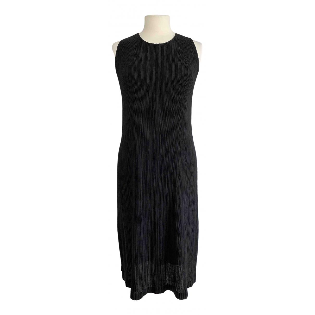 Issey Miyake \N Black dress for Women 2 0-5
