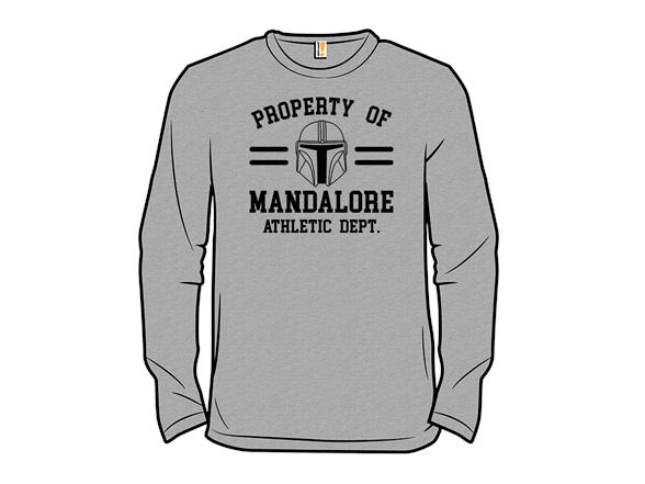 Property Of Mandalore T Shirt