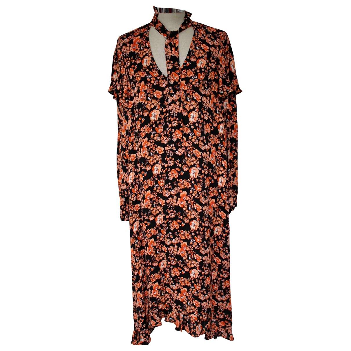 Baum Und Pferdgarten \N Orange dress for Women 36 FR