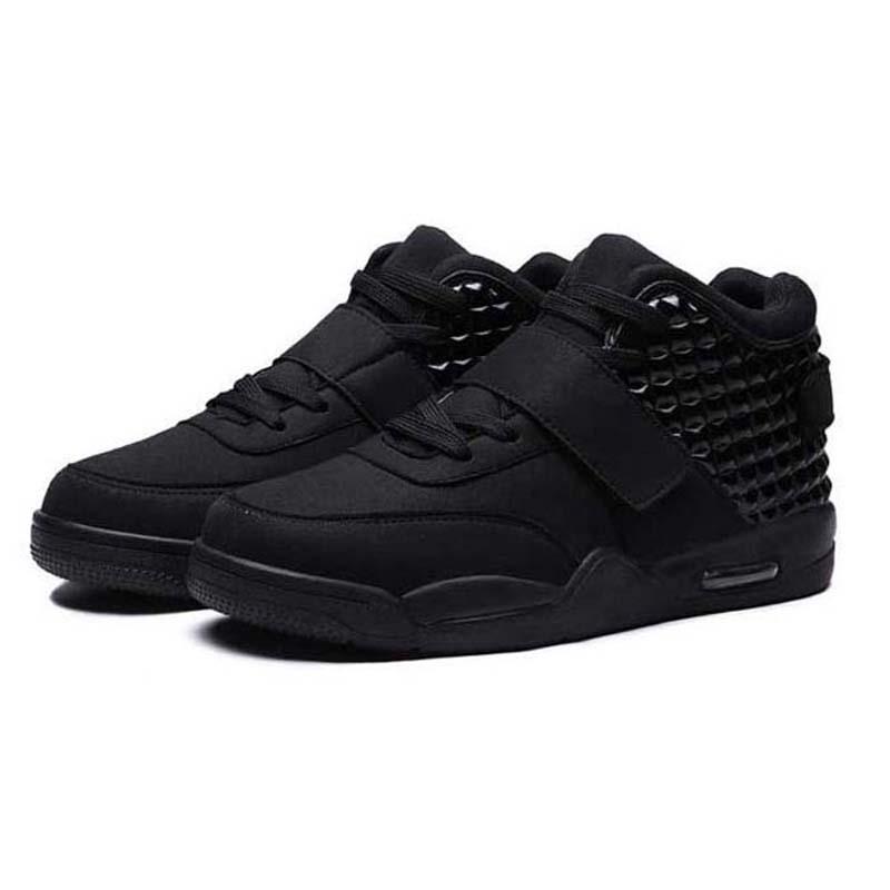 Ericdress Simple Solid Color Men's Sneakers