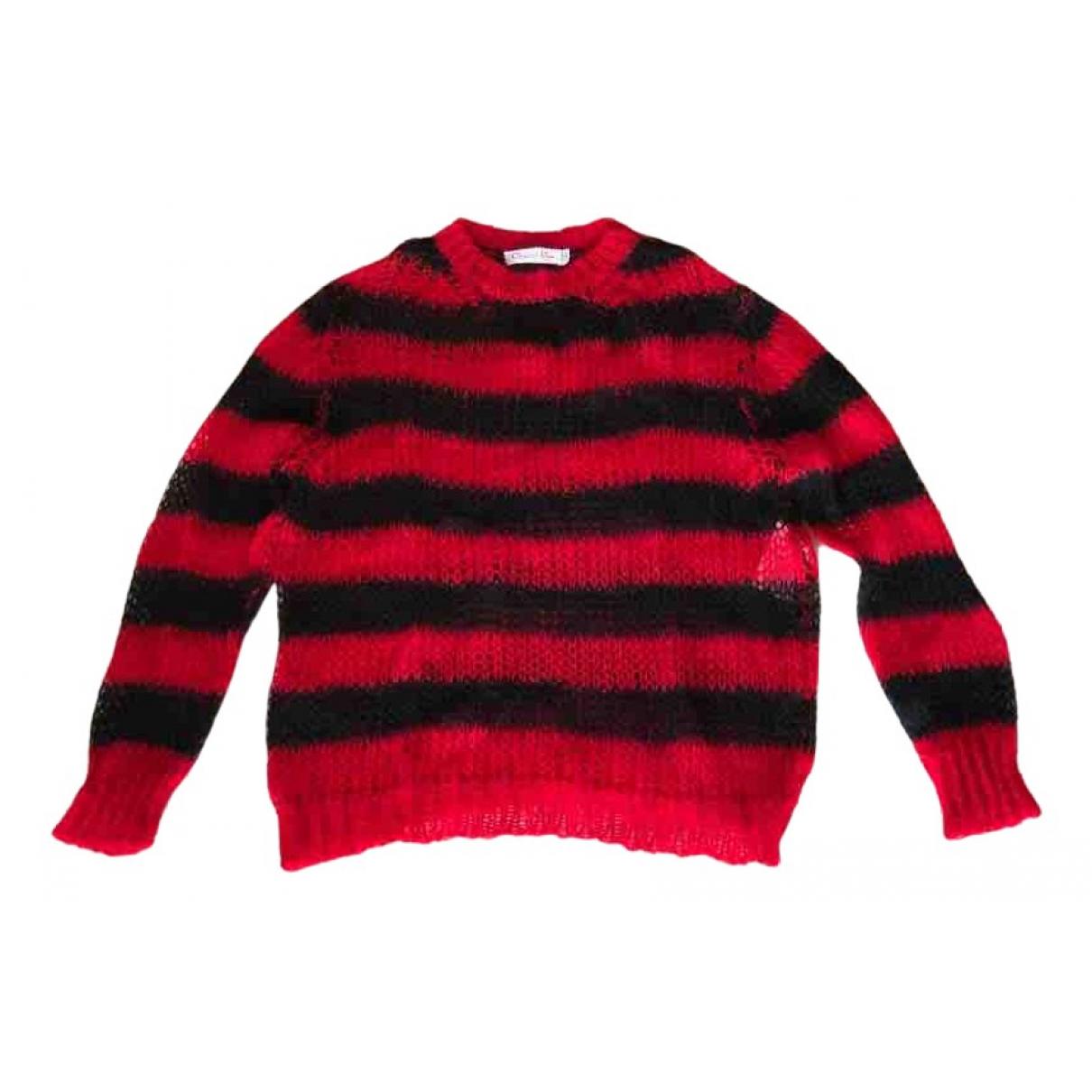 Dior \N Multicolour Wool Knitwear for Women 40 IT