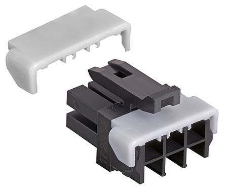 Molex , Micro-Fit TPA Female Connector Housing, 3mm Pitch, 6 Way, 2 Row (10)