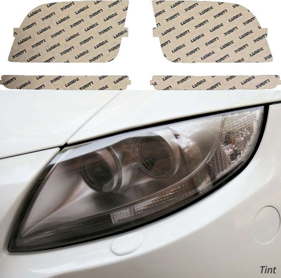 Ford Mustang 05-09 Tint Headlight and Turn Signal Covers Lamin-X F015T