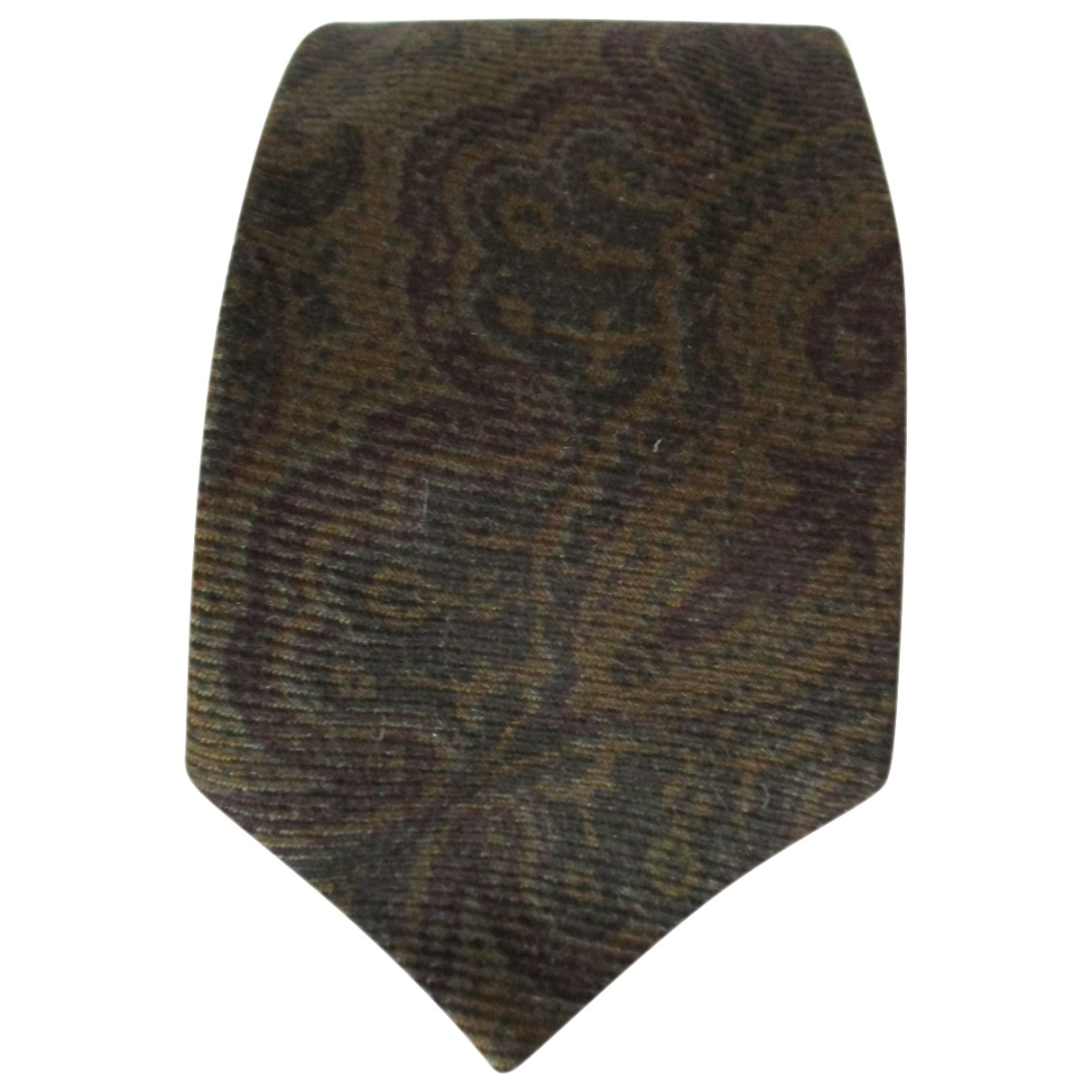 Etro \N Cashmere Ties for Men \N