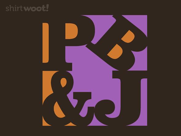 Pb&j T Shirt