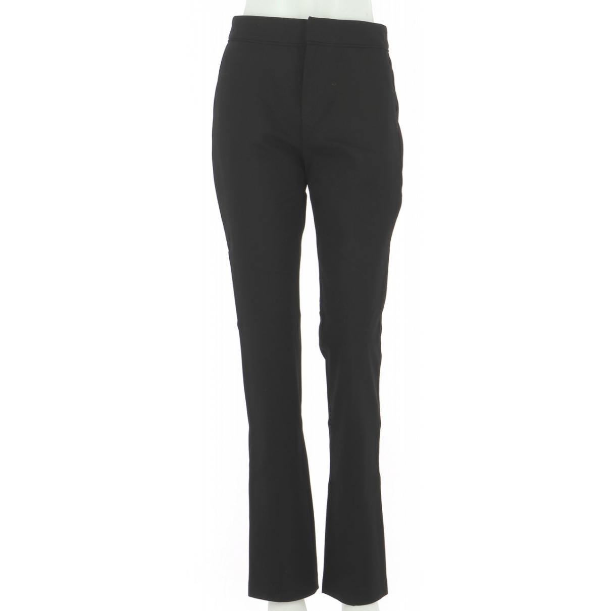 Comptoir Des Cotonniers \N Black Trousers for Men 38 FR