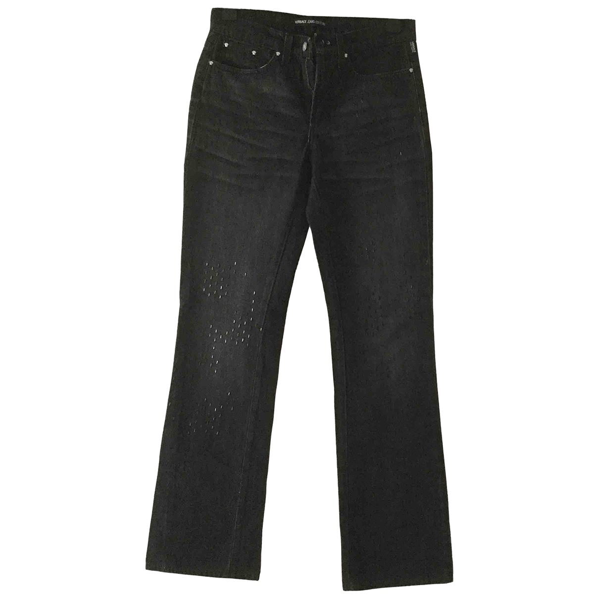 Versace Jeans \N Cotton Jeans for Women 27 US