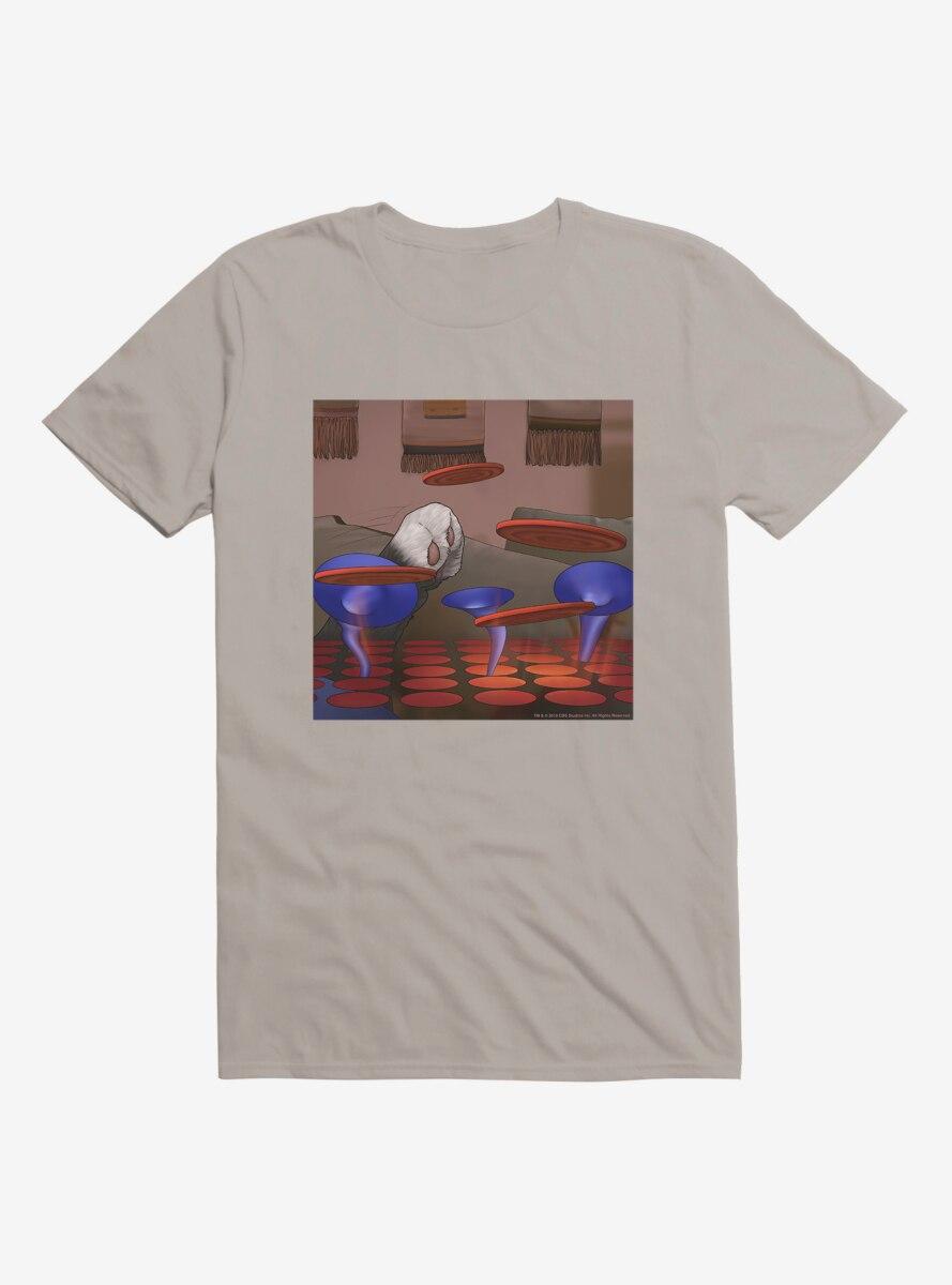 Star Trek The Next Generation Cats Paw Attack T-Shirt