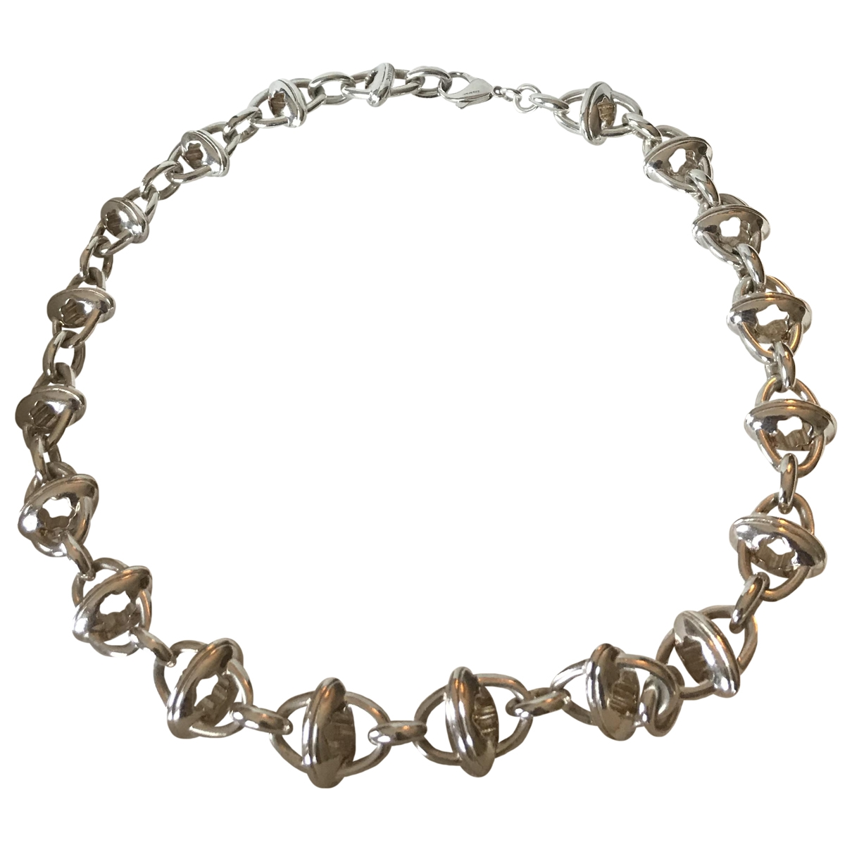 Montblanc \N Silver Silver necklace for Women \N