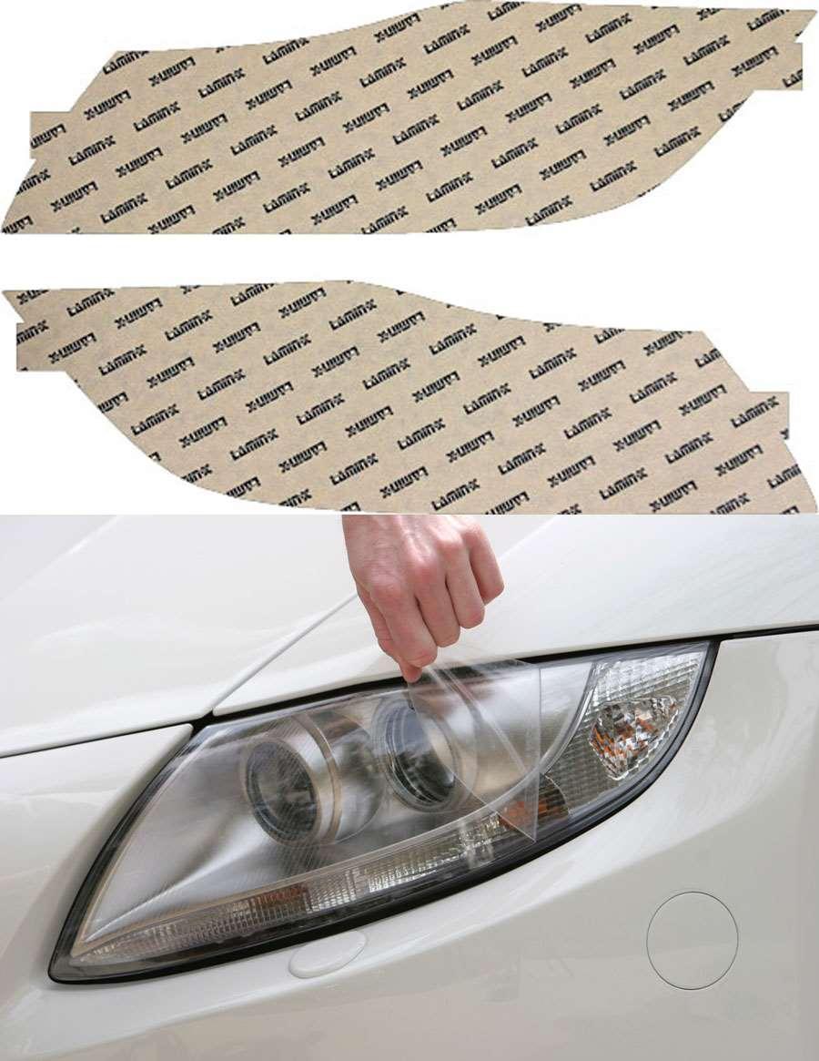 BMW 3-Series Sedan 06-08 Clear Headlight Covers Only Lamin-X B518CL