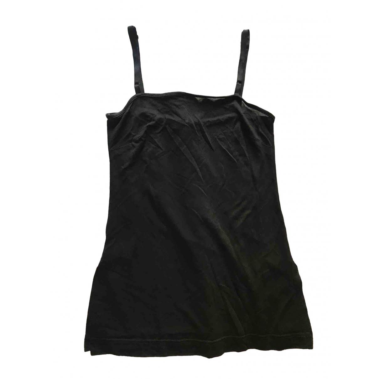 Dolce & Gabbana \N Black  top for Women 38 IT