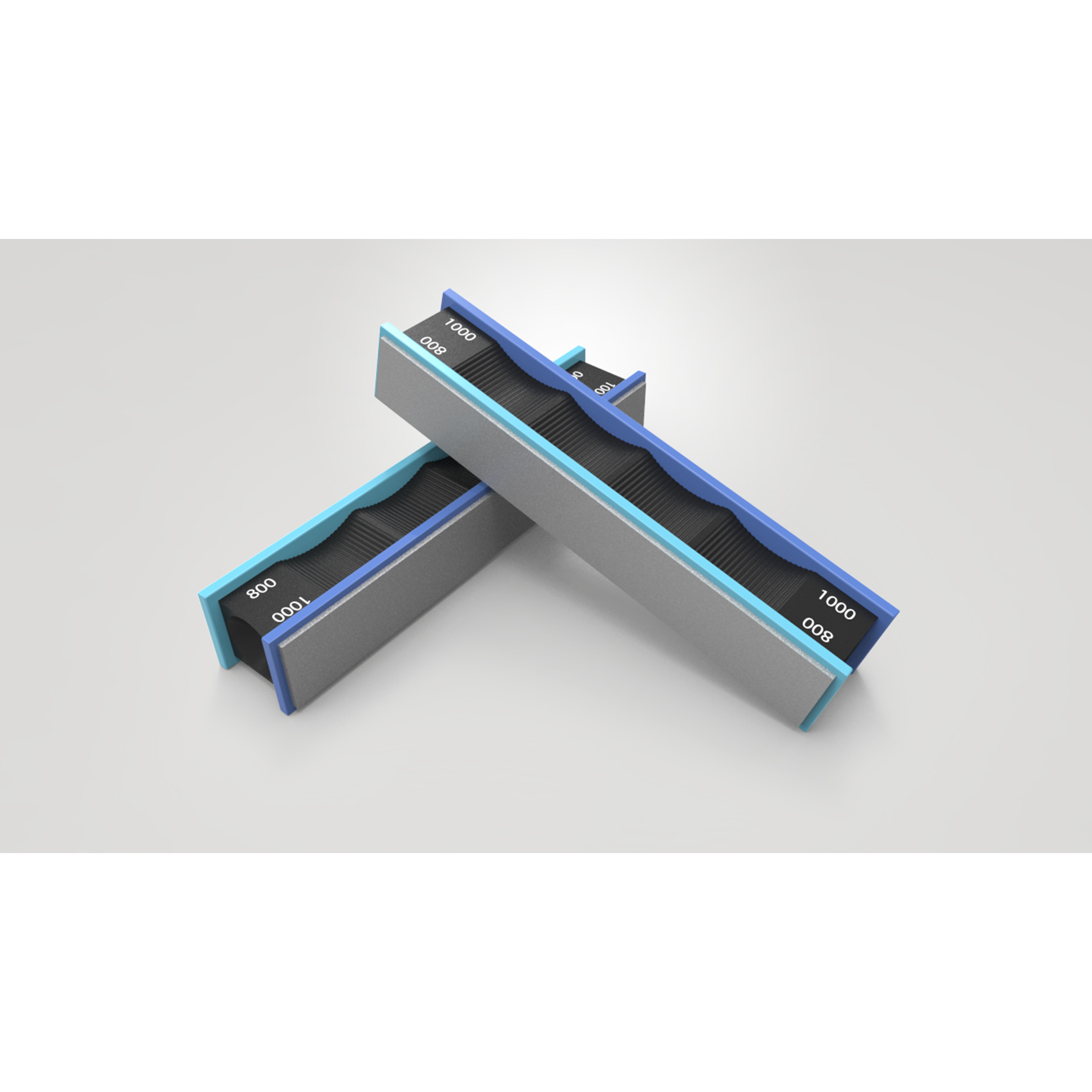 800 Grit / 1000 Grit Diamond Stones Pack