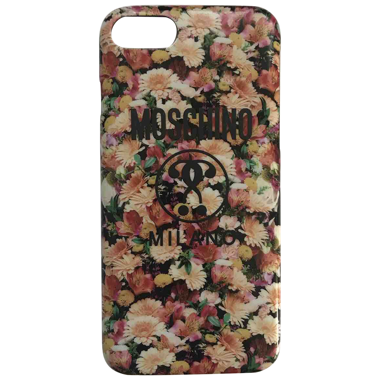 Moschino \N Multicolour Cloth Phone charms for Women \N