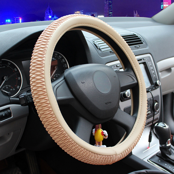 Pure Classic Business And High Quality Steering Wheel Covers