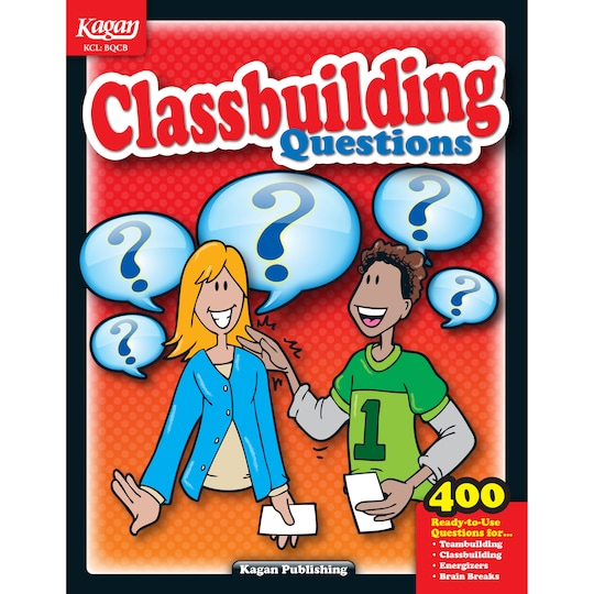 Classbuilding Questions Prompt Cards By Educators Resource | Michaels®