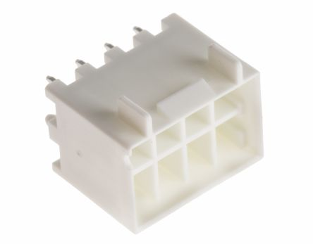 Hirose , DF33C, 8 Way, 2 Row, Straight PCB Header (10)